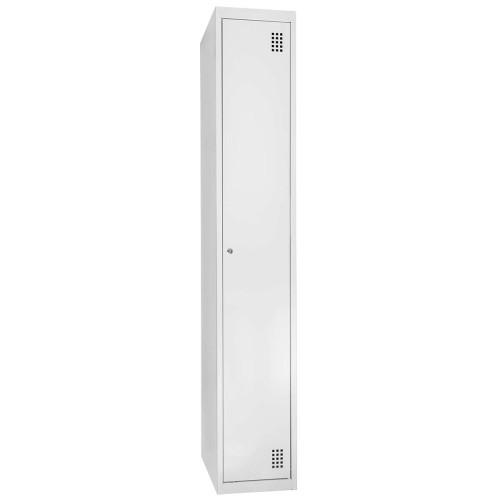 Шкаф одежный металлический Ferocon ШС 11-01-04