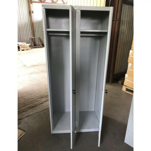 Шкаф для одежды ШРО-22-01-08х18х05-Ц.7035