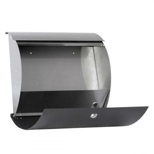 Ящик почтовый черный